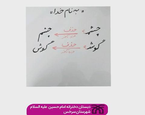 تدریس واژه آموزی و بیاموز و بگو درس پانزدهم فارسی / پایه سوم